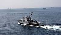 Exercise Milan 2014 for 17 navies of the Indian Ocean Naval Symposium, organised by Indian Navy, Andaman and Nicobar Command (10).jpg