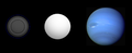 Exoplanet Comparison Model v Actual GJ 1214 b.png