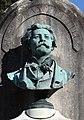 Félix Poulat bust cimetière St Roch.jpg