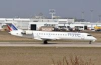 F-GRZF - CRJ7 - Air France