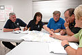 FEMA - 32128 - FEMA Community Relations workers with Local Officials.jpg
