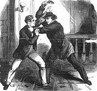 Frederick Seward and Lewis Powell