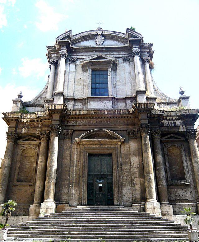 Église Saint-Nicolas de Tolentino