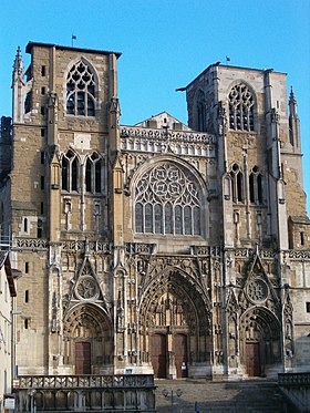 Image illustrative de l'article Cathédrale Saint-Maurice de Vienne
