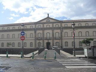 Museo de la Naturaleza y Arqueología museum of Santa Cruz de Tenerife