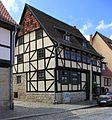Fachwerkhaus in Altstadt Qudlinburg. IMG 1081WI.jpg