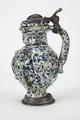 Fajans, krus, 1600-tal - Hallwylska museet - 90446.tif