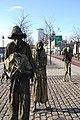 Famine memorial in Dublin (5).JPG