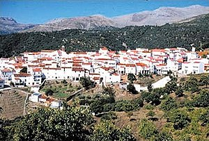 Serranía de Ronda - Farajan.