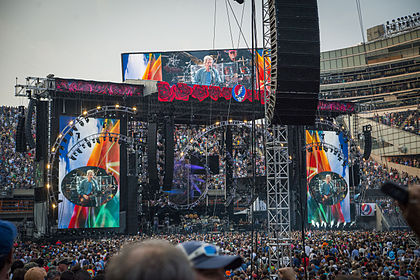 Fare Thee Well: Celebrating 50 Years of the Grateful Dead, Soldier Field, Chicago, Illinois, July 3, 2015