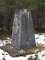 Farley Wood trig point - geograph.org.uk - 538153.jpg