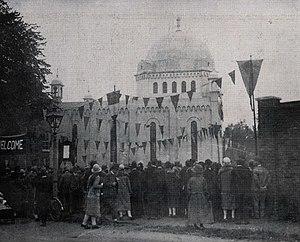Fazl Mosque, London