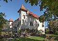 Feistritz im Rosental Weizelsdorf 1 Schloss Ebenau SW-Ansicht 30092018 4822.jpg