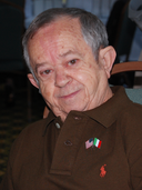 Felix Silla at Mountain-Con III in 2007 (cropped)