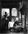 Ferdinand (I) De Braekeleer - Warm en koud - SA 1822 - Amsterdam Museum.jpg