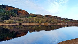 Upper Goyt Valley Valley in the Peak District of England