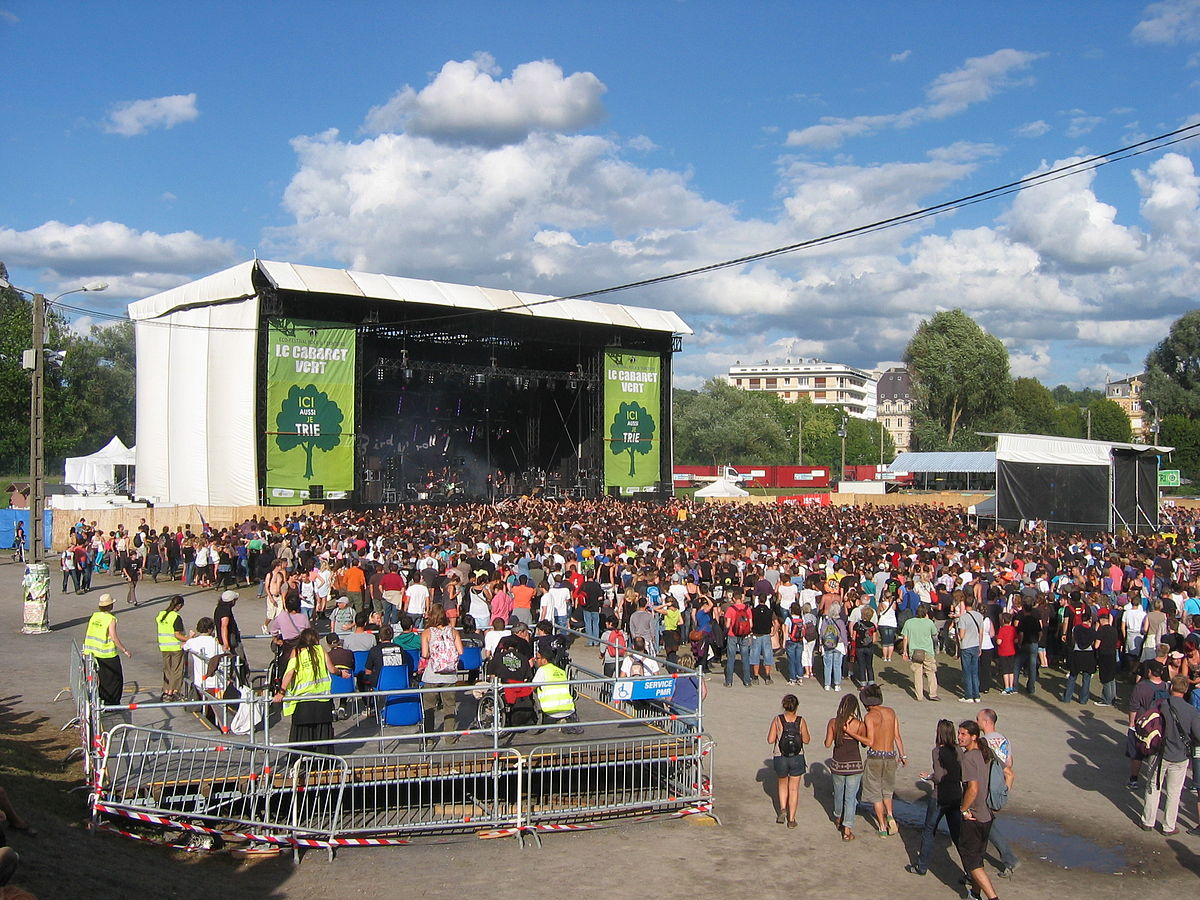 Le cabaret vert wikip dia for Piscine des 3 villes hem