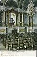 Festsaal der Marineakademie mit dem Bildnis Kaiser Wilhelms II. (Kiel 27.816).jpg