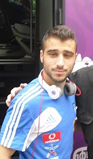 Giannis Fetfatzidis Greek footballer