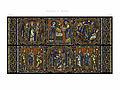 Feuille B Monografie de la Cathedrale de Chartres - Atlas - Vitrail de la vie de Jesus Christ - Restored Version 66--2.jpg