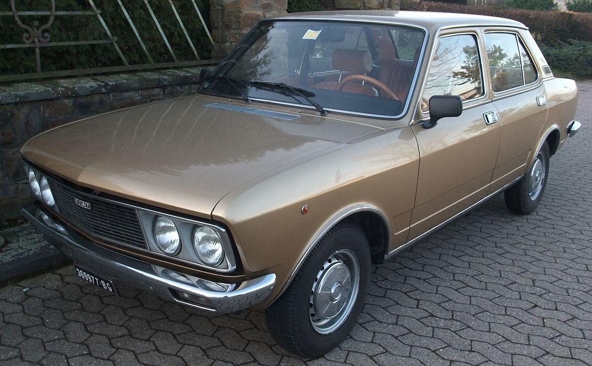 Fiat 132 – Wikipedia