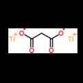 File-Thallous malonate molecule.png