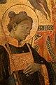 Filippo lippi, madonna del ceppo, 1453-52, da pal. datini, 02 stefano.jpg
