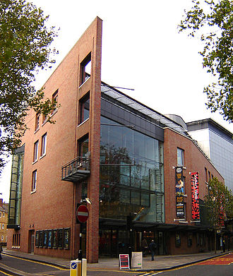 Edward Scissorhands (dance) - Sadler's Wells Theatre in London, where the show premiered in November 2005