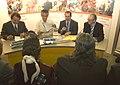 Firma degli accordi Navajo Nation - ITU - OCCAM per la creazione del Navajo Nation Portal.jpg