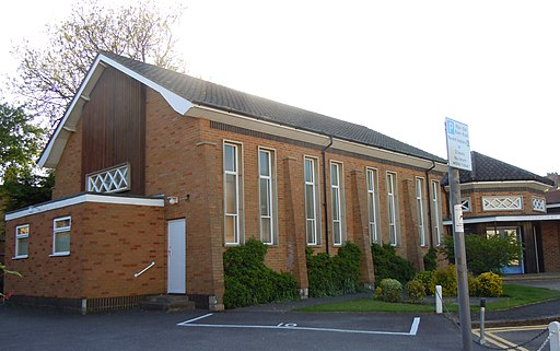 First Church of Christ, Scientist, Bear Lane, Farnham (May 2015) (2)