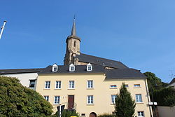 Fischbach (Luxembourg) downtown.jpg