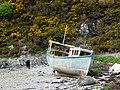 Fishing boat, Castle Bay, Stromemore. - geograph.org.uk - 1277171.jpg