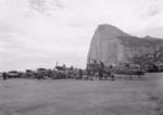 Fitting engines to Supermarine Spitfires at North Front, Gibraltar.png