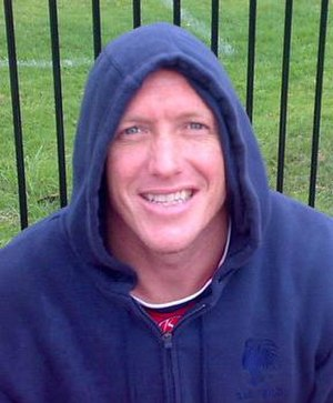 Craig Fitzgibbon - Image: Fitzy