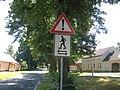 Fläming-Skate in Ließen - RK1 kreuzt Straße L70 - panoramio.jpg