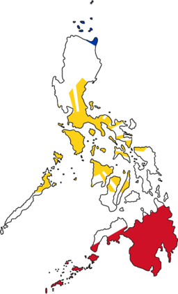 Flag-map-of-philippines