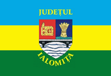 Flag of Ialomita county, Romania.png