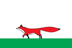 Mezensky District - Image: Flag of Mezensky rayon (Arkhangelsk oblast)