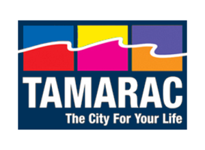 Tamarac, Florida - Image: Flag of Tamarac, Florida