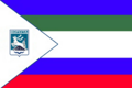 Flag of Vorkuta (Komia).png