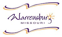 Flag of Warrensburg, Missouri