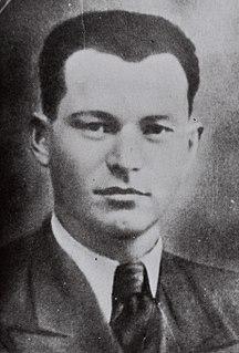 David Raziel One of the founder of Irgun