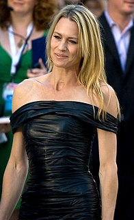 Robin Wright American actress and director