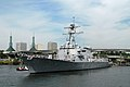 Flickr - Official U.S. Navy Imagery - USS Shoup arrives for Portland Fleet Week..jpg