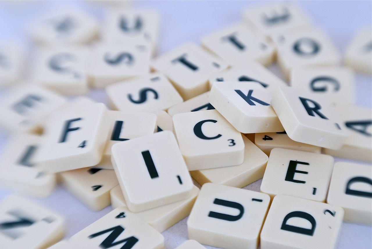File:Flickr in Scrabble letters jpg - Wikimedia Commons