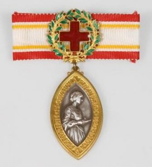 Florence Nightingale Medal - Image: Florence Nightingale Medal