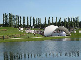 Floriade 2012 - Floriade theater