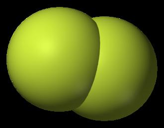 Halogen - Image: Fluorine 3D vd W