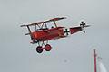Fokker Dr.I Manfred Richthofen Last Pass 03 Dawn Patrol NMUSAF 26Sept09 (14413497457).jpg