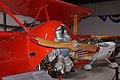 Fokker Dr.I Manfred Von Richthofen RNose CFM 7Oct2011 (15138419119).jpg